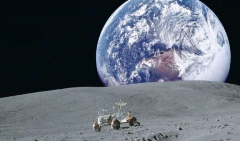 Pretende volver a enviar astronautas a la Luna