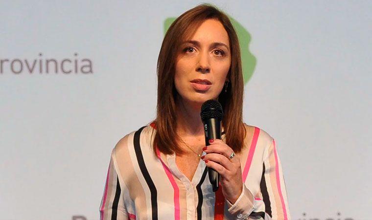 Vidal juntó a las mujeres de Cambiemos y cargó contra Cristina