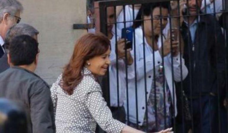 Cristina irá a indagatoria por encubrimiento cuatro días después de las elecciones