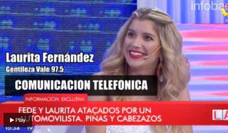 Laurita Fernández habló sobre su reconciliación con Fede Bal