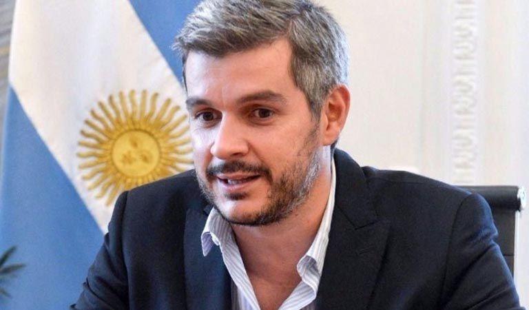 Marcos Peña defendió el reclamo de Vidal por el Fondo del Conurbano