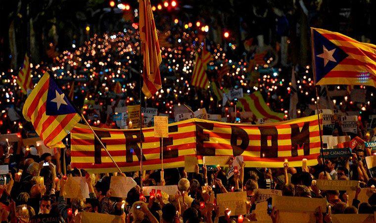 Cataluña califica de provocación encarcelamiento de importantes líderes independentistas