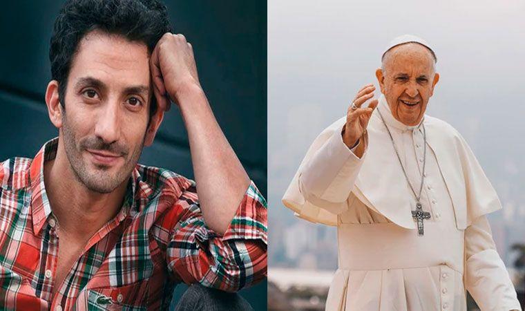 Juan Minujín será el joven Jorge Bergoglio