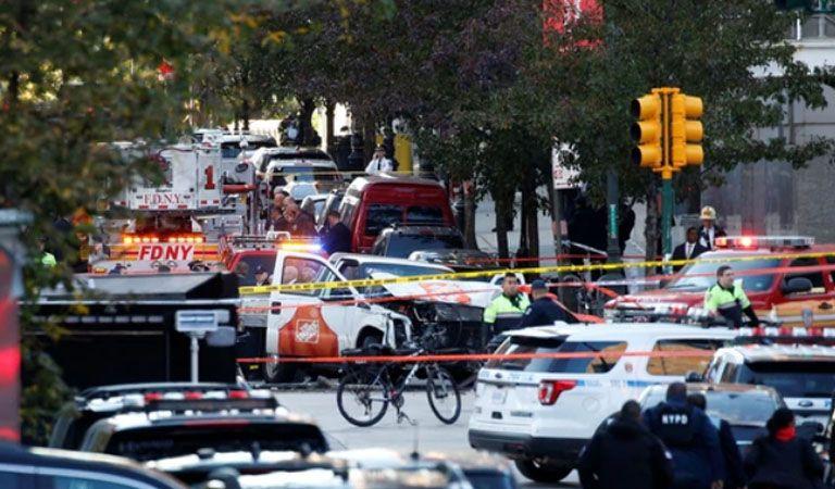 Sobrevivientes al atentado de NY:
