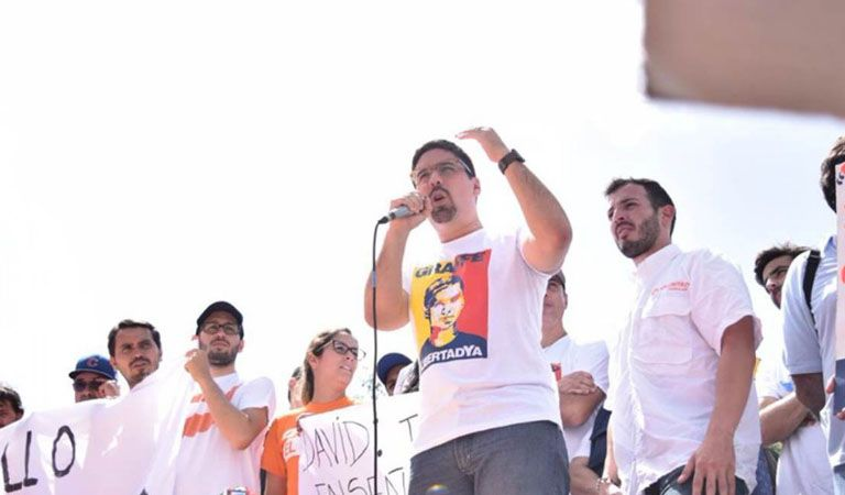 AN debatirá levantamiento de inmunidad parlamentaria de Freddy Guevara