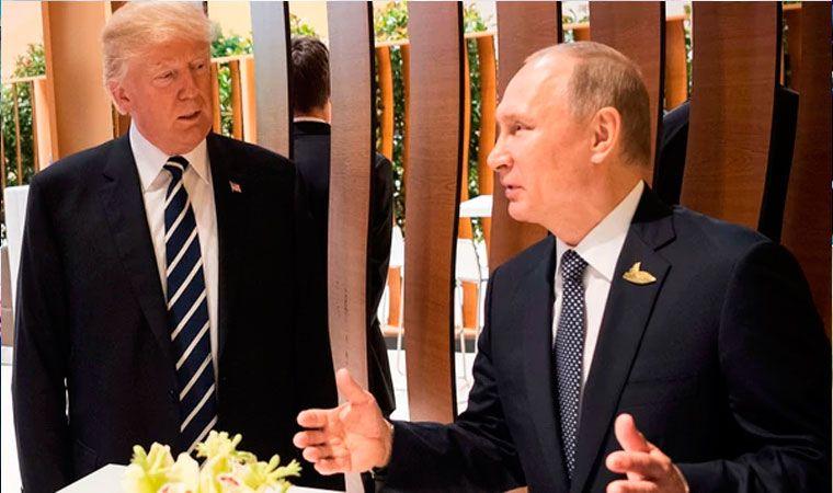 Putin y Trump ratifican decisión de derrotar al Estado Islámico en Siria