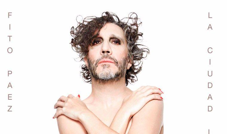 Fito Paez presentó la portada de su nuevo disco y generó polémica