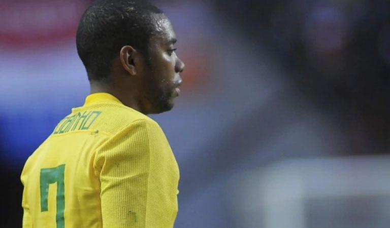 Robinho negó participación en la violación y tomará medidas legales