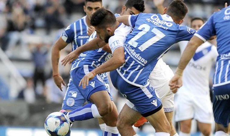 Vélez-Godoy Cruz por la Superliga: horario, TV y formaciones