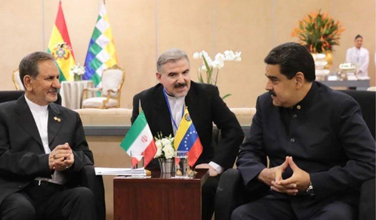 Llega a Bolivia vicepresidente iraní para participar en foro del gas