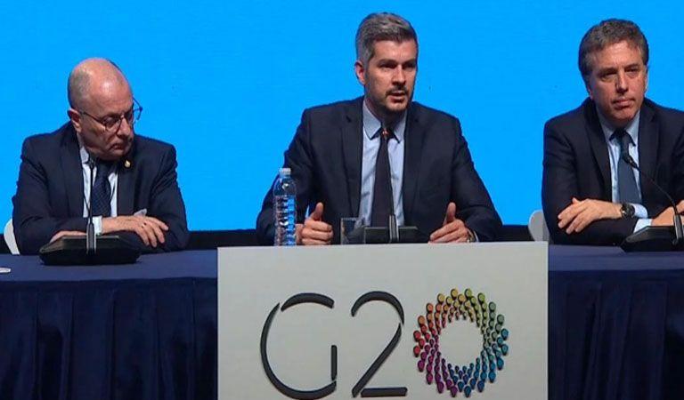 Macri inaugura en el CCK la presidencia argentina en el G20