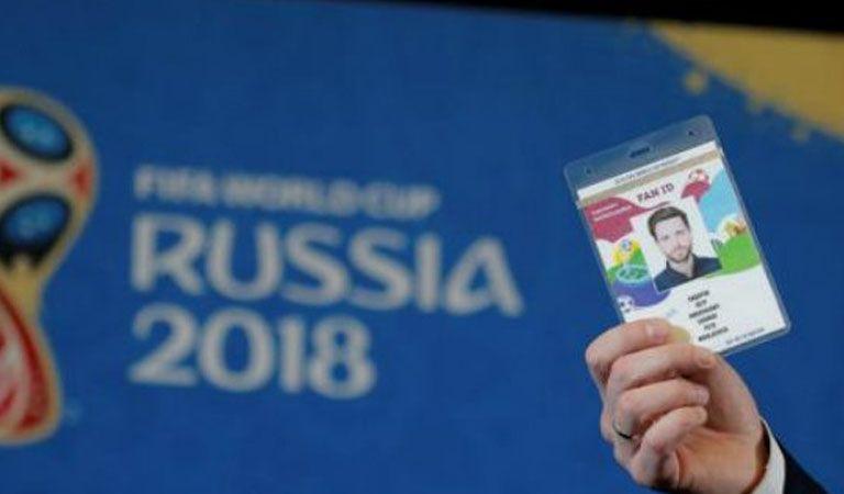 RUSIA 2018: Tras el sorteo se venden los packs