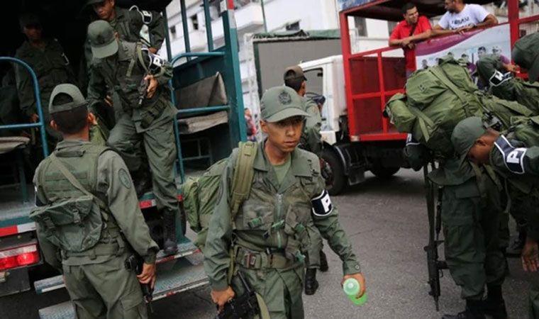 Denuncian nueva incursión de militares venezolanos a territorio colombiano en Arauquita