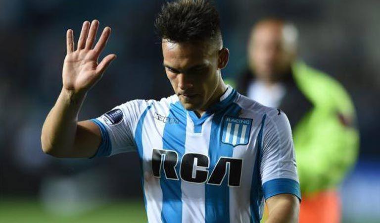 Confirmado: el bahiense Lautaro Martínez se va al Atlético Madrid