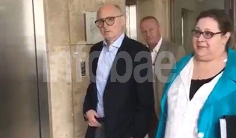 Cristina sumó el respaldo del ex secretario general de Interpol