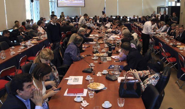 Jubilados y trabajadores explotaron de bronca en Diputados por la reforma previsional