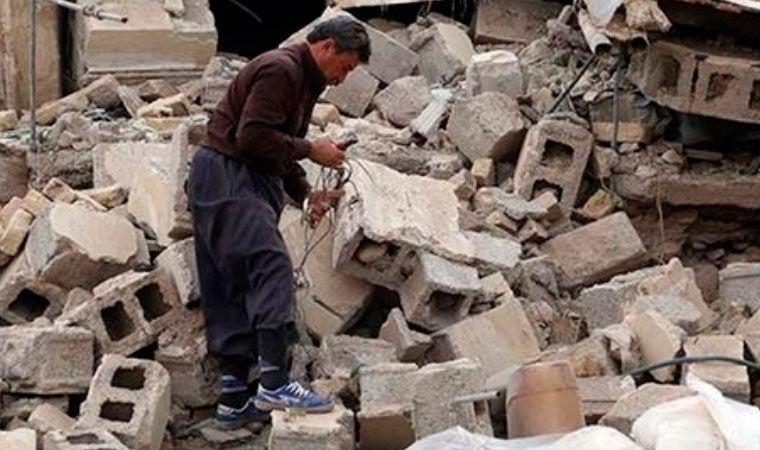 Se registra sismo de magnitud 6 en Irán
