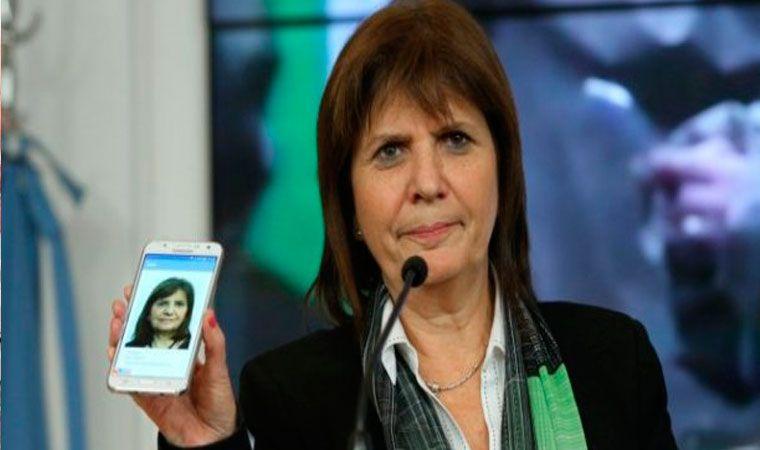Carrió criticó el megaoperativo de Seguridad: