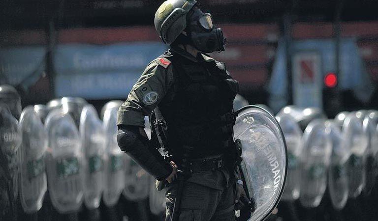 Reforma previsional: la Policía porteña reemplazará a la Gendarmería