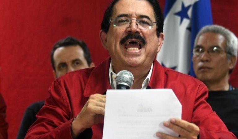 Nasralla de acuerdo con gran diálogo anunciado por presidente de Honduras — Honduras