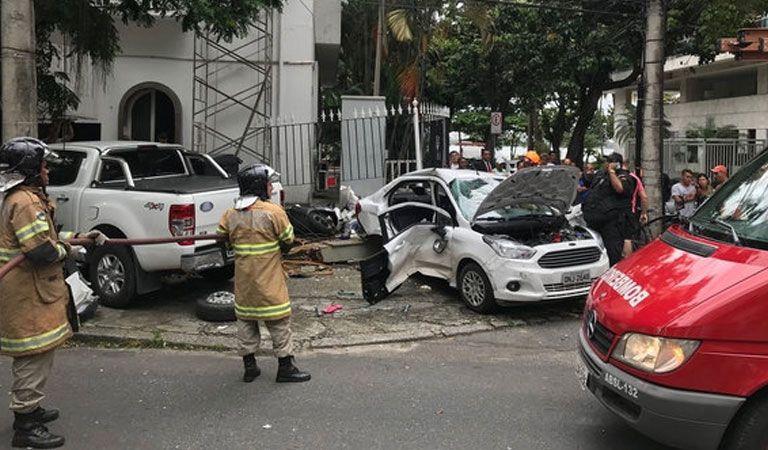 Dos argentinos murieron en un accidente en Río de Janeiro