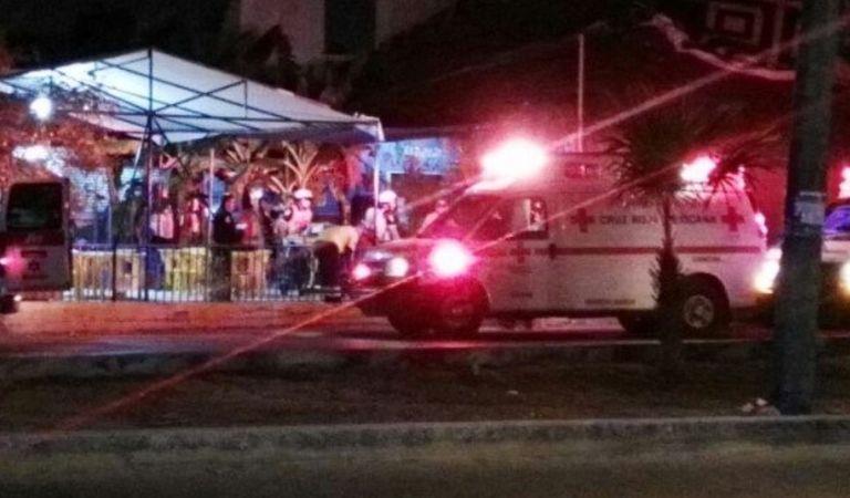 Balacera en bar deja tres muertos y múltiples heridos en Cancún