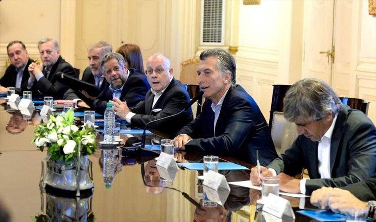 Corpacci, entre los gobernadores opositores que tendrá trato preferencial de Nación