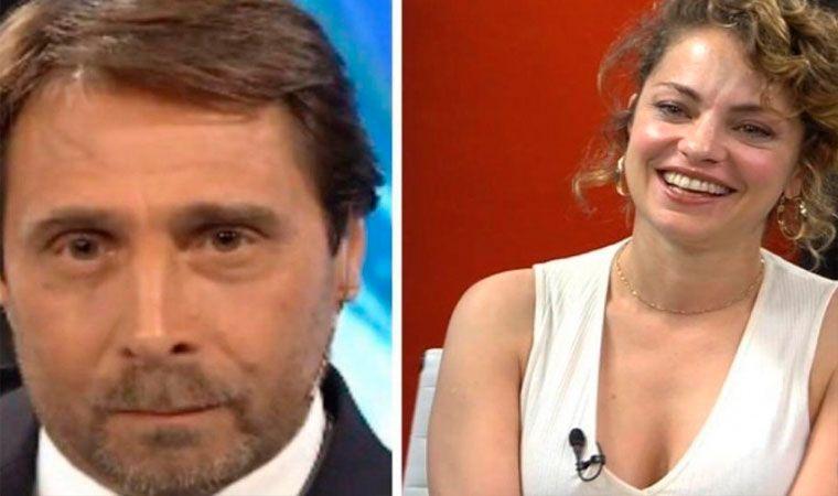 Tremendo cruce entre Dolores Fonzi y Eduardo Feinmann