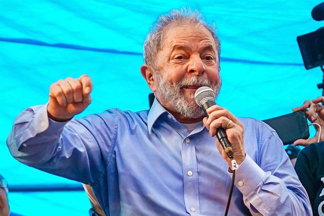 Pese a condena, Lula da Silva aún aspira ser candidato presidencial