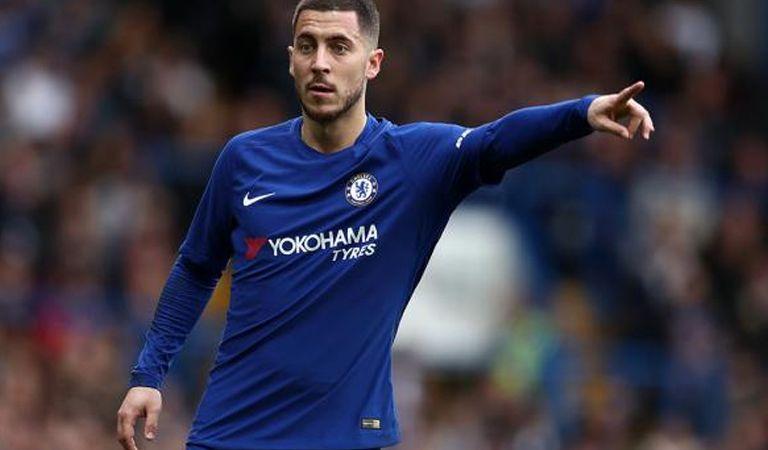 Chelsea rechazó la millonaria oferta del City por Hazard