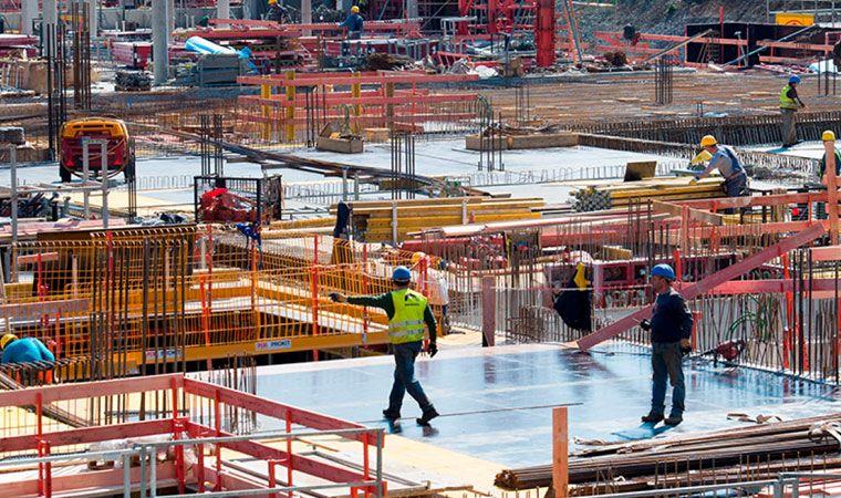 Según el Indec, durante 2017 la construcción creció un 12,7%