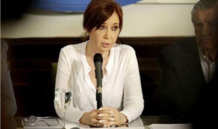 Fiscal argentino pide juicio oral contra expresidenta por encubrimiento