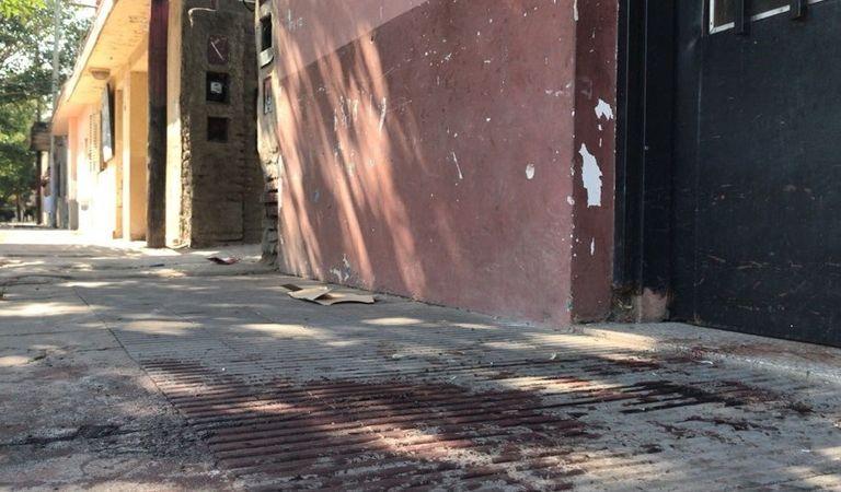 Un hombre y su hijo de tres años murieron baleados