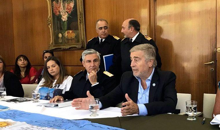 Niega Argentina ataque al submarino Ara San Juan