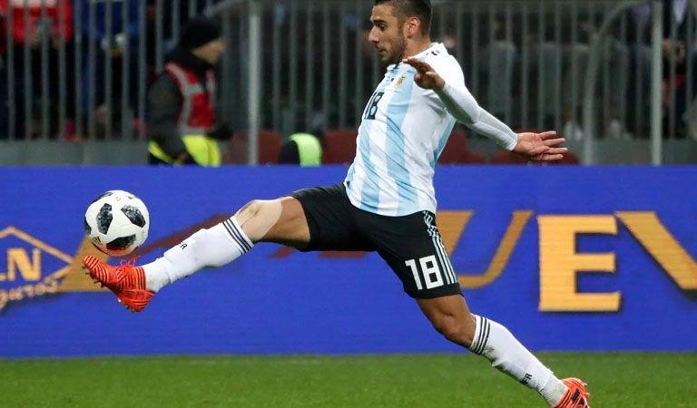 Titular de la Selección Argentina fue operado de la rodilla