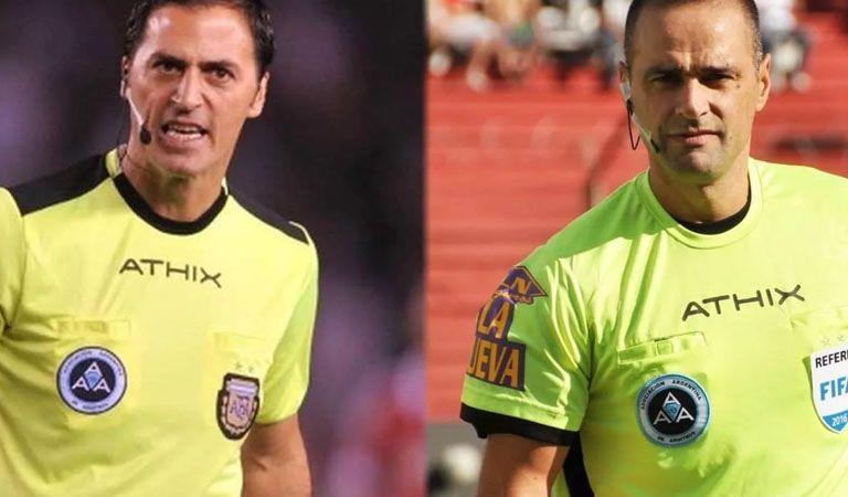 River no estará en la elección del árbitro — Supercopa