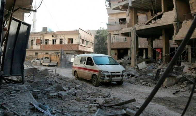 Negativas de Rusia en la ONU tambalean tregua en Siria