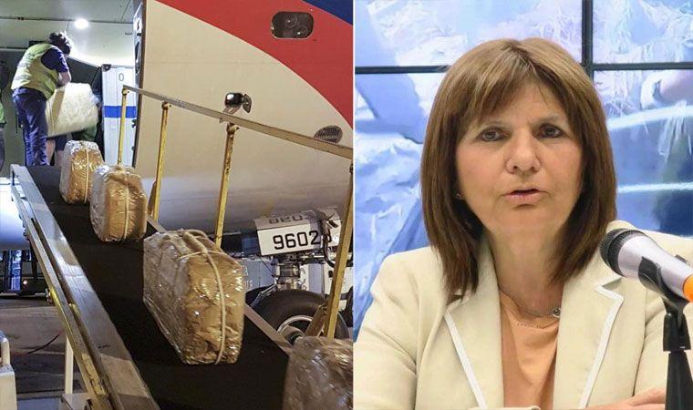 Cocaína en la Embajada de Rusia: Un policía porteño detenido