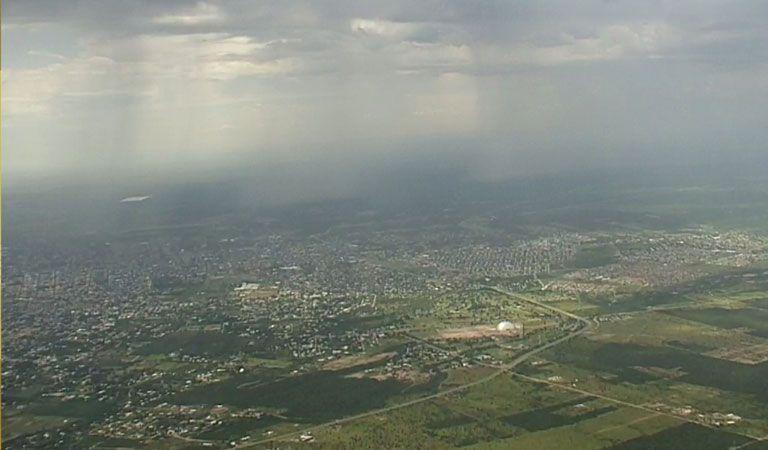 Continúa el alerta meteorológico por tormentas en Salta