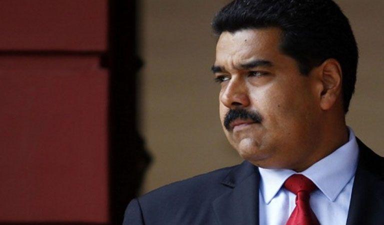 Maduro critica a Colombia por actos violentos en campañas políticas