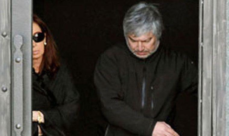 Renunció Rusconi, el abogado defensor de Lázaro Báez