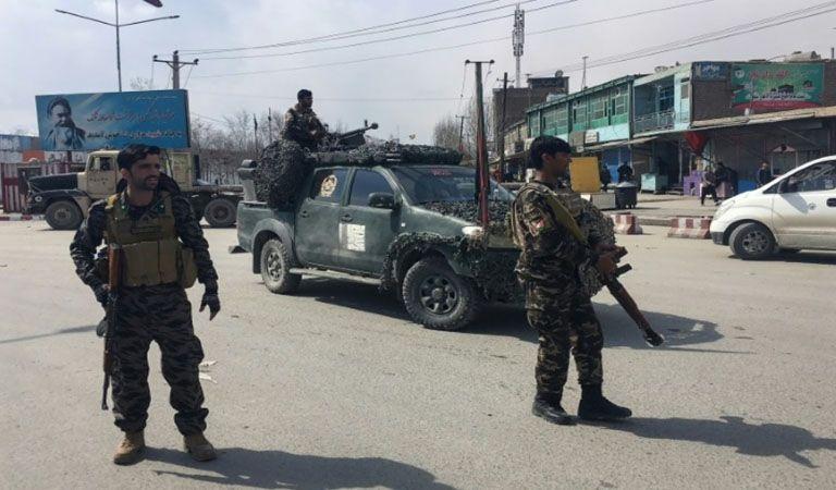 Al menos siete muertos deja ataque suicida en Kabul