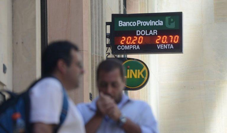 El dólar opera estable a $ 20,52 — Mercado cambiario