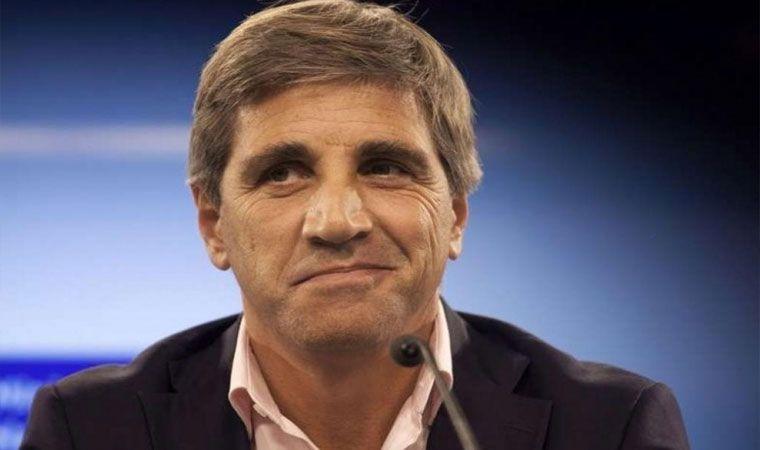 Una firma offshore afirmó que Luis Caputo fue su