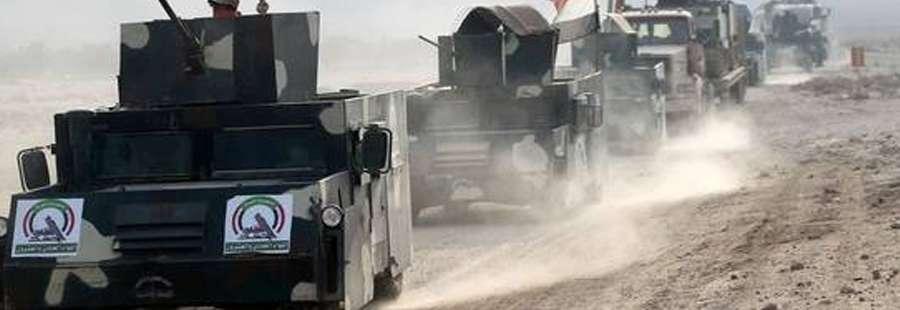 Resultado de imagen para Comando Antiterrorista Iraquí (CTS)